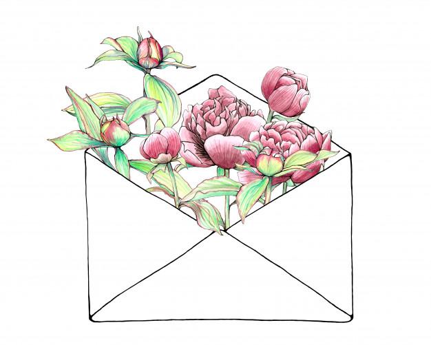 envelope florido