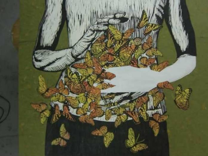 mariposas en el estomago