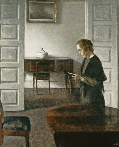 mujer_leyendo_Vilhelm-Hammershoi